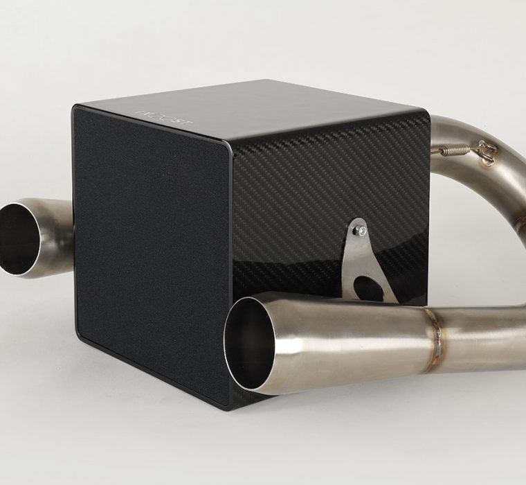 iXOOST KUBO Carbon Bluetooth hi-fi system for amazing sound