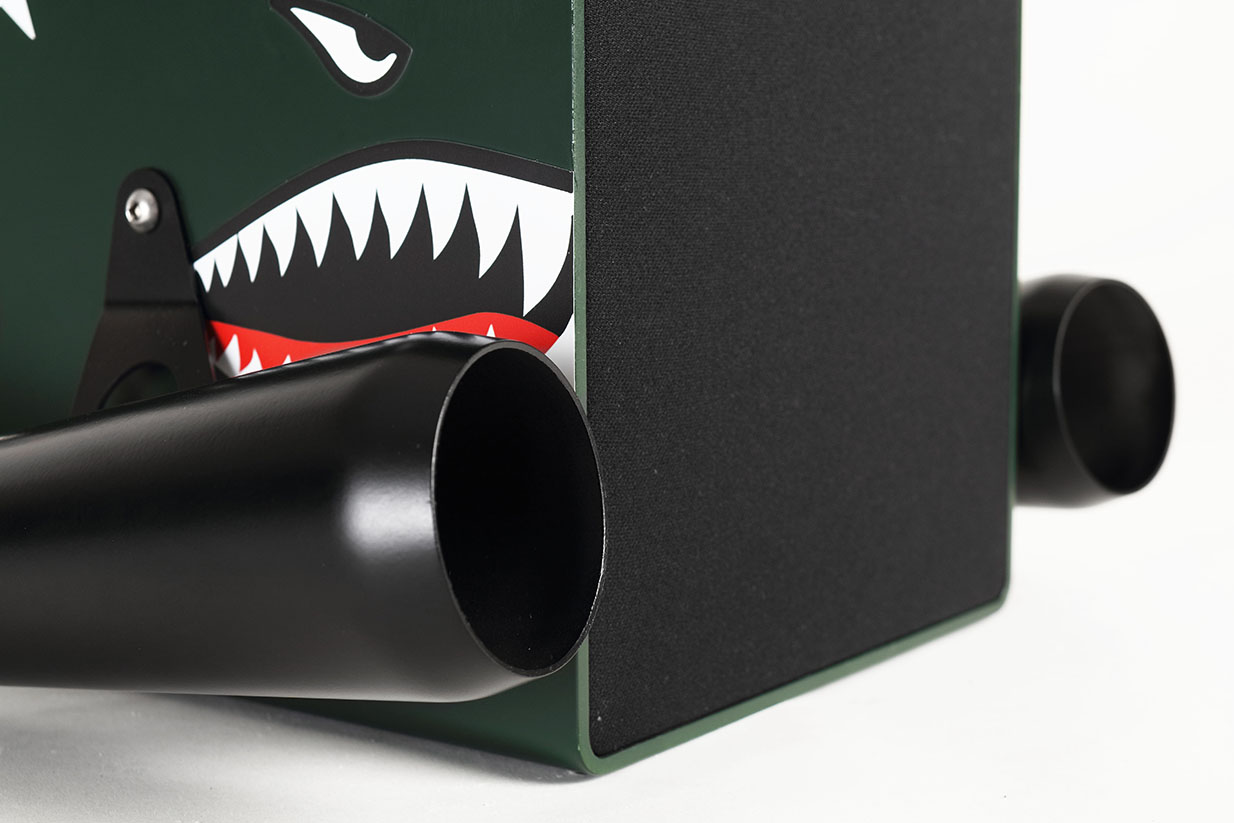 iXOOST KUBO A Team speaker system for home