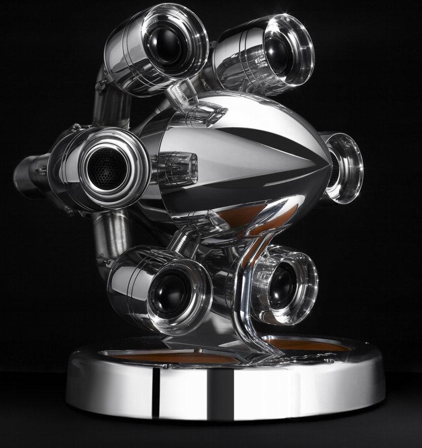 iXOOST Radial6 designer speakers