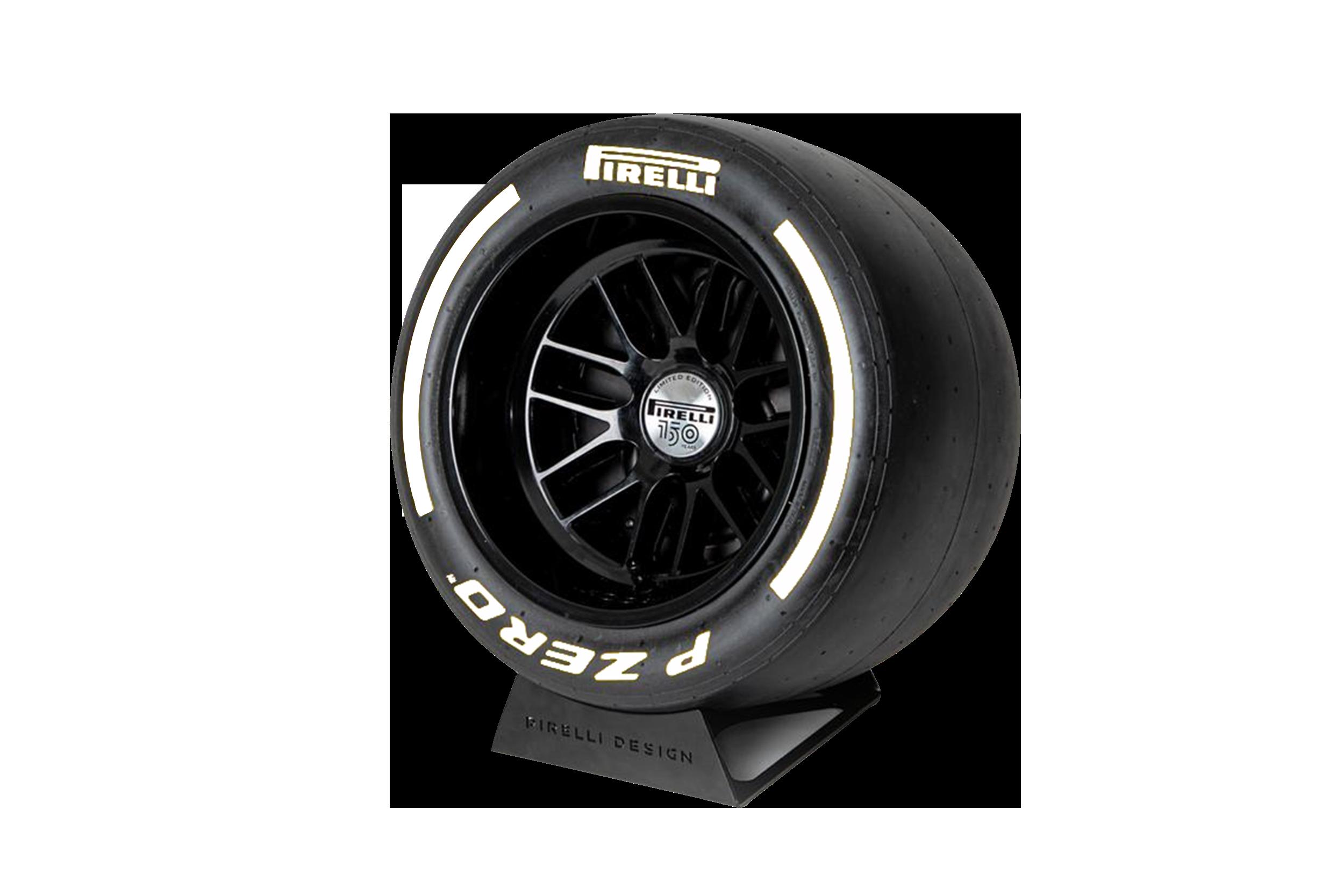 Pirelli P ZERO™ impianto audio di lusso colore bianco