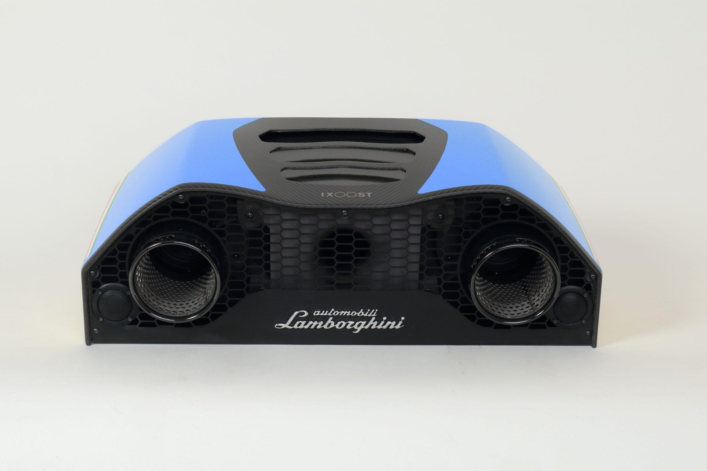 IXOOST Lamborghini™ AVALÁN Cepheus Blue - Original Huracán Performante