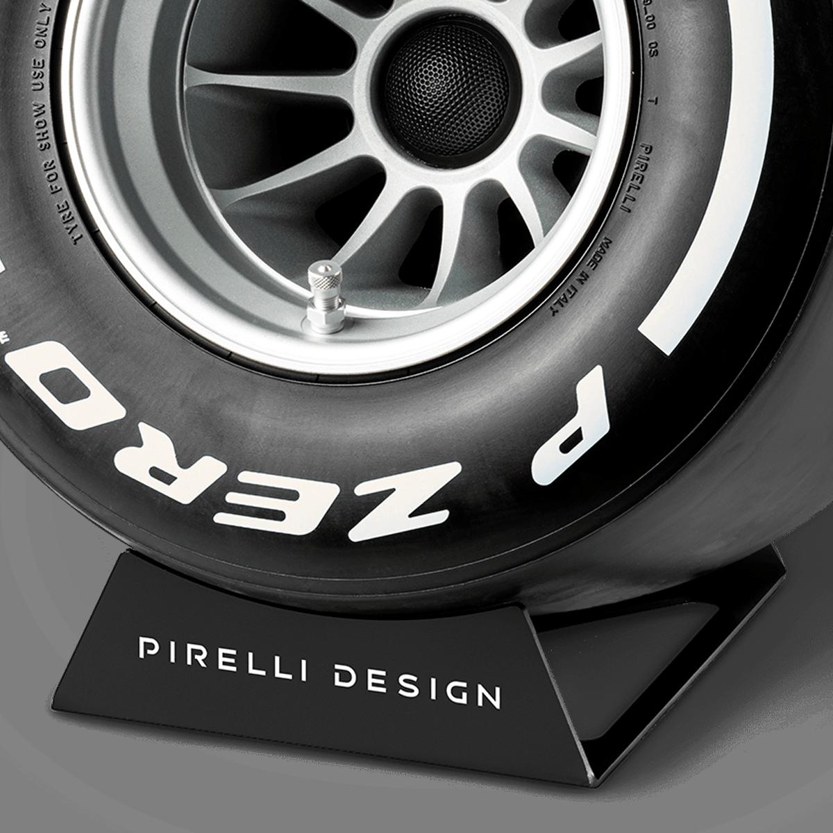 Pirelli P ZERO™ hi-fi di lusso colore bianco