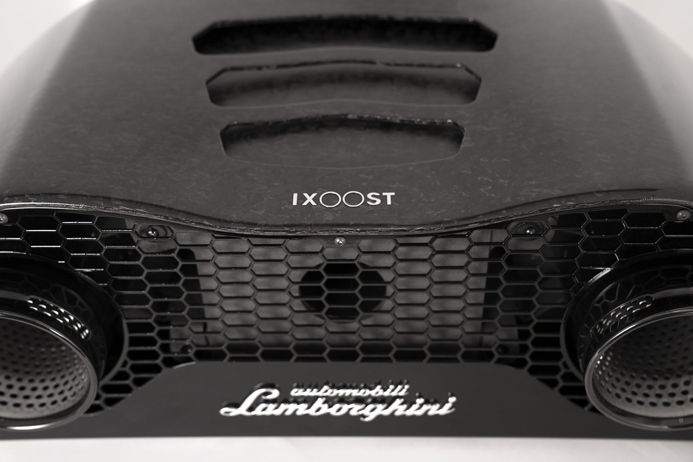 iXOOST AVALÁN Forged Carbon Original Automobili Lamborghini™ Exhaust