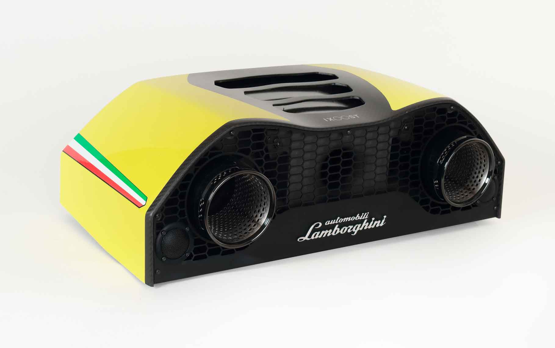 iXOOST AVALÁN Evros Yellow - unique bluetooth speakers