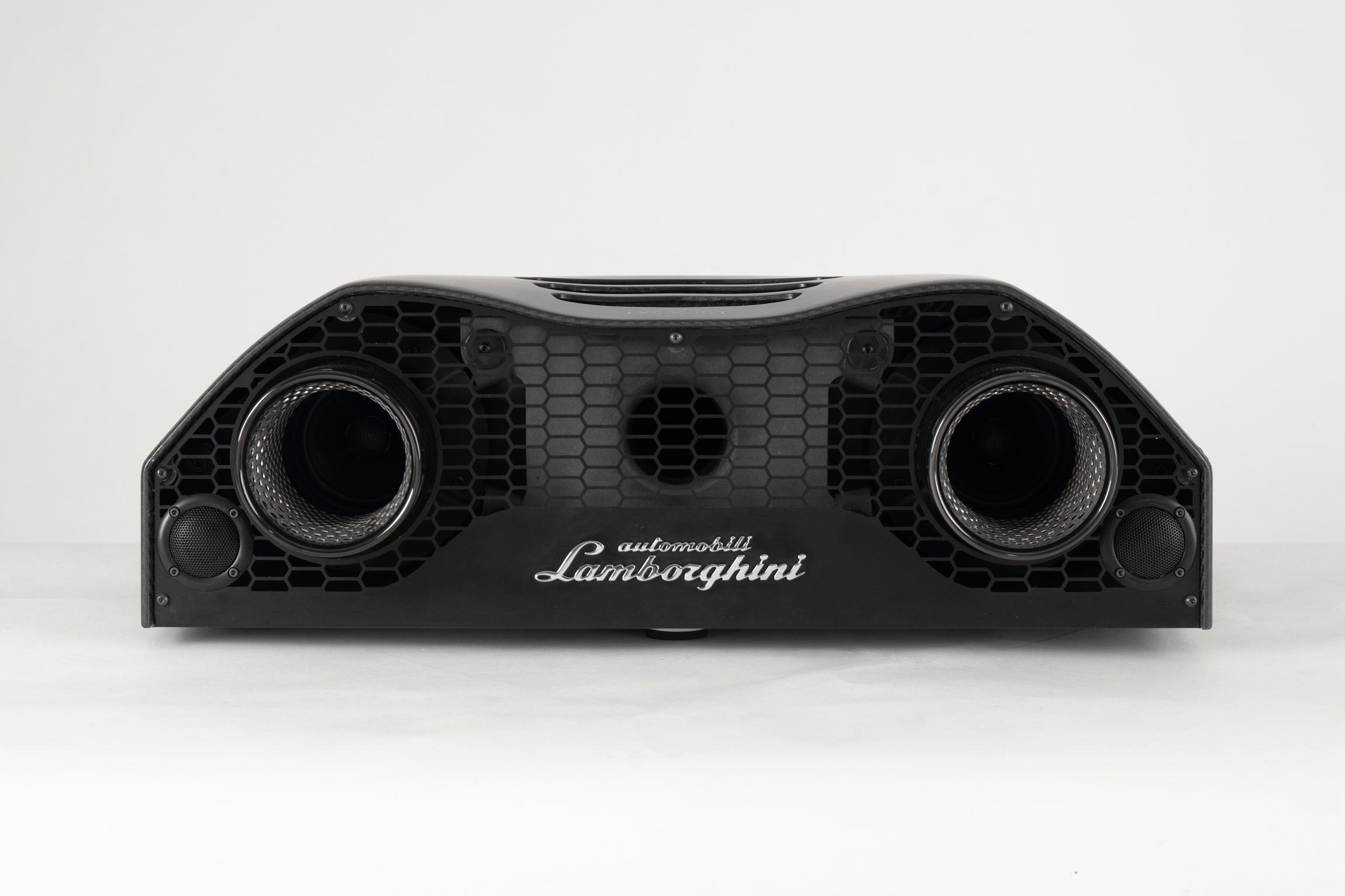 iXOOST AVALÁN - Lamborghini™ designer speakers