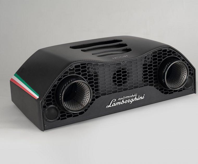 iXOOST AVALÁN - impianto hi-fi con altoparlante Bluetooth Lamborghini™