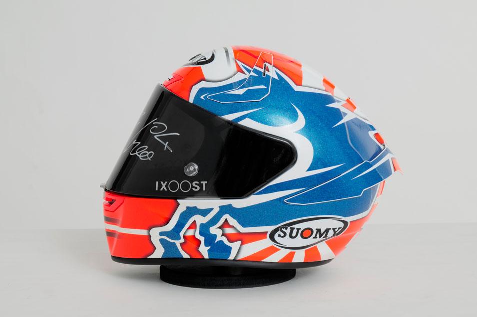 DOVI#04 SOUND - un casco sonoro ad alte prestazioni