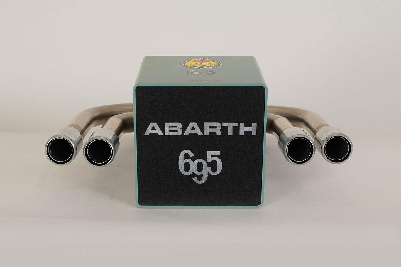 iXOOST KUBO ABARTH 695 stile e suono di alta qualità