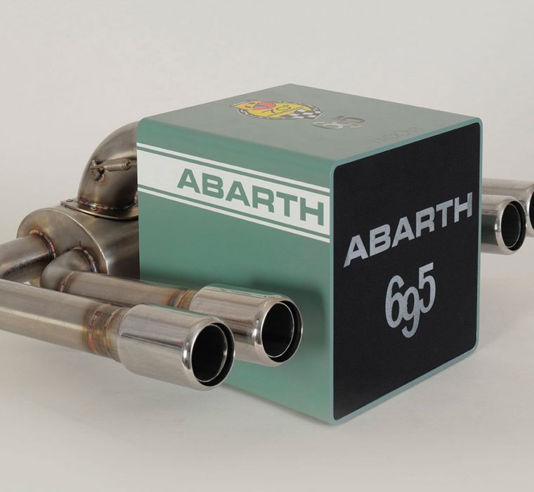 iXOOST KUBO ABARTH 695 house speaker system