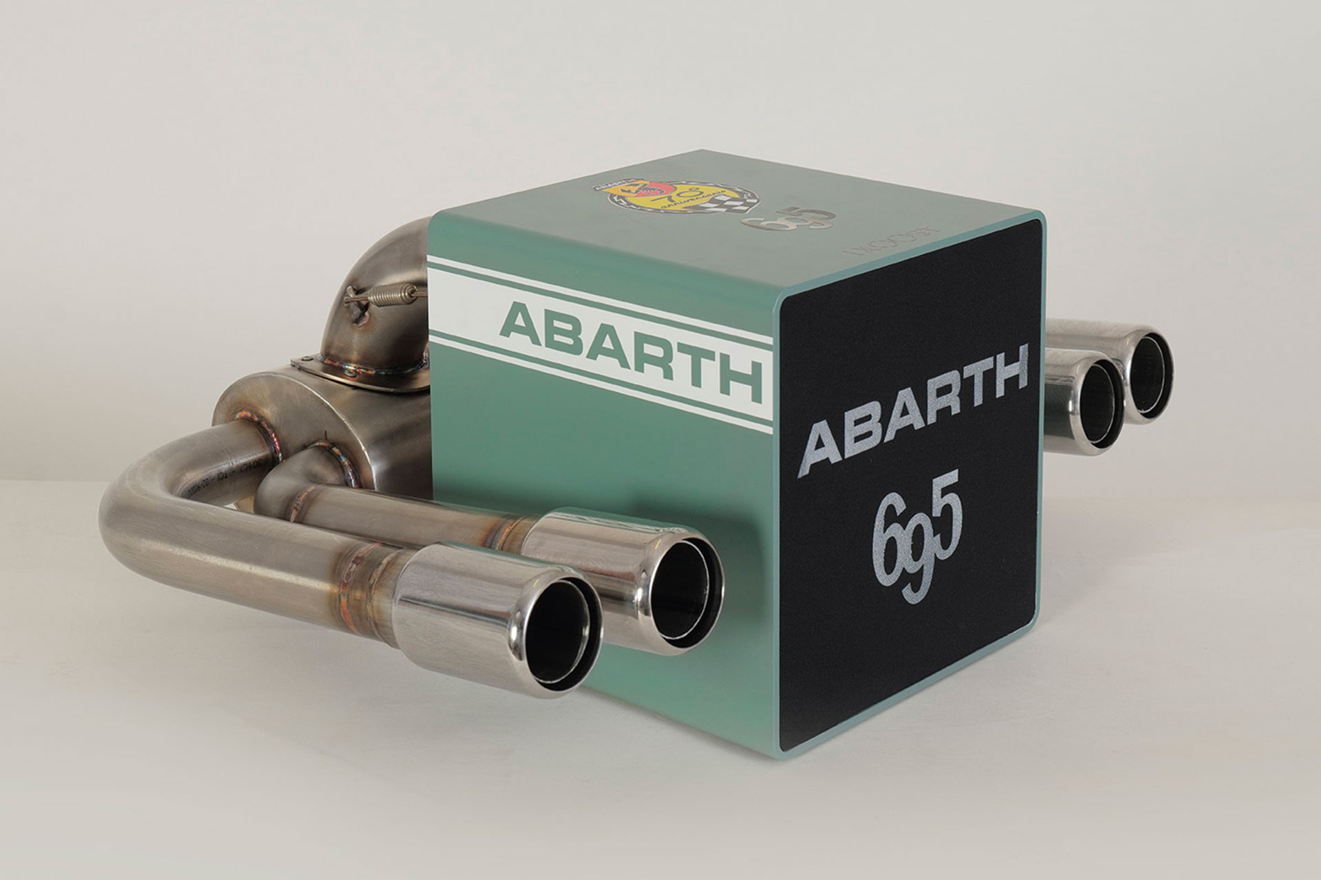 iXOOST KUBO ABARTH 695 impianto audio da casa