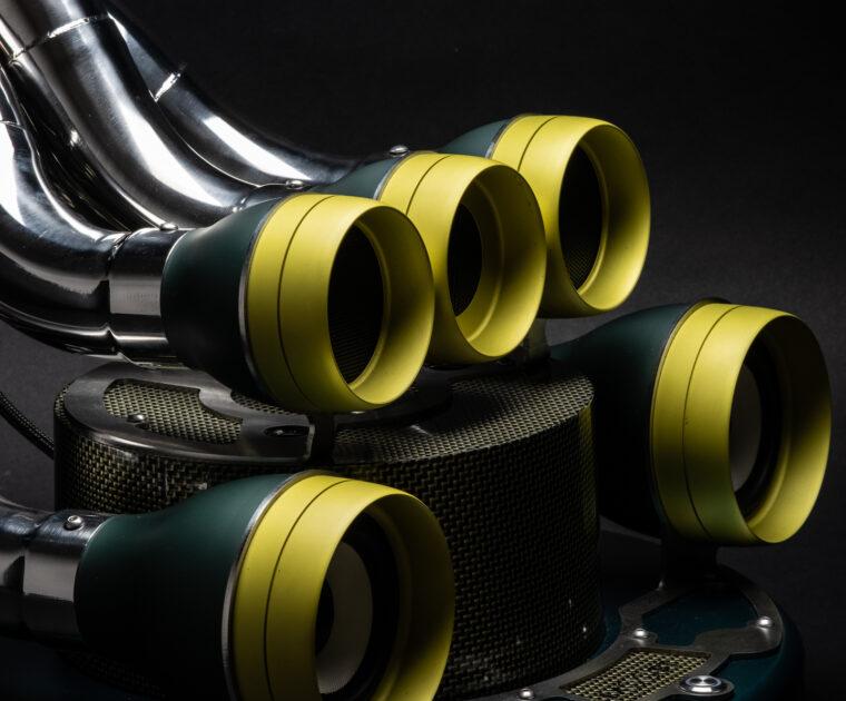 XiLO Carbon Kevlar luxury sound system - special version